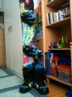 predam snowboard gravity