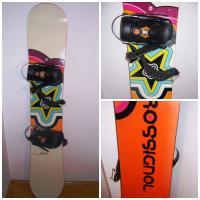 Rossignol Snowboard viazanie
