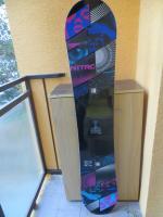 Nitro Team Gullwing 159w snowboard doska