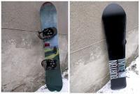 Snowboardový set Burton